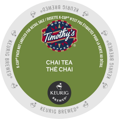 Timothy's Chai Tea