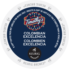 Timothy's Colombian Excelencia Coffee
