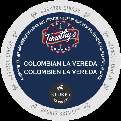 Timothy's Colombien La Vereda