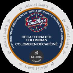 Timothy's Colombien décaféiné