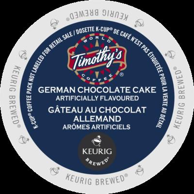 Timothy's Gâteau au Chocolat Allemand
