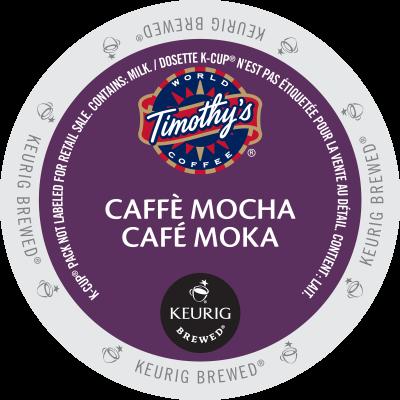 Timothy's Café Moka