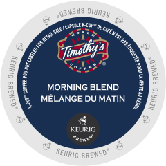 Timothy's Morning Blend Coffee