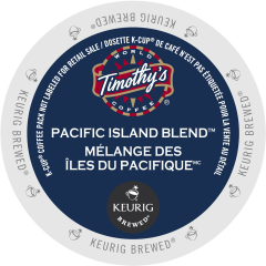 Timothy's Pacific Island Blend Coffee