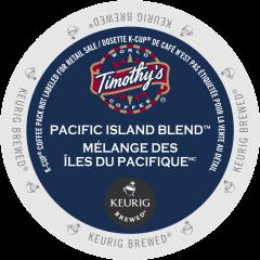 Timothy's Mélange île du Pacifique