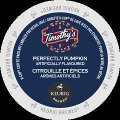 Timothy's Perfectly Pumpkin Coffee