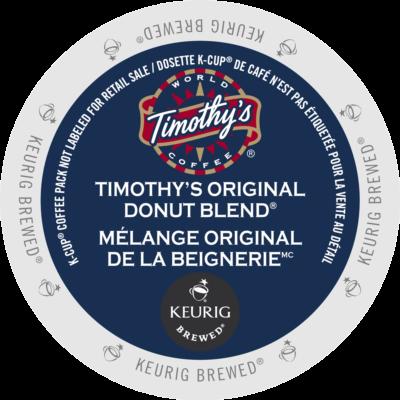 Timothy's Mélange original de la beignerie™