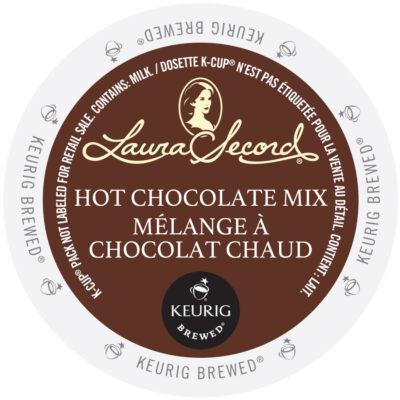 LAURA SECORD – Mélange à chocolat chaud