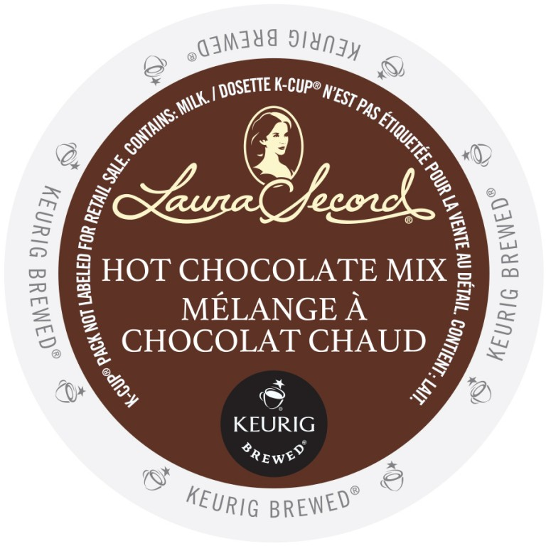 Laura Secord Hot Chocolate Mix LID