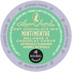 LAURA SECORD – Mint Hot Chocolate Mix
