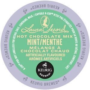 Laura Secord Hot Chocolate Mix mint LID