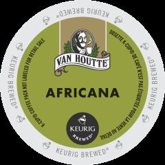 Van Houtte Africana Fair Trade Organic Coffee