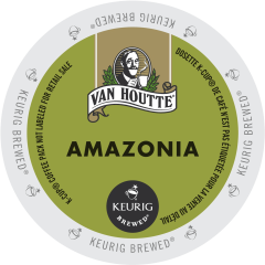 Van Houtte Amazonia Fair Trade Organic Coffee
