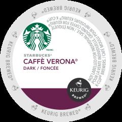 STARBUCKS – Caffè Verona