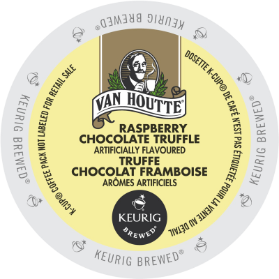 Van Houtte Chocolate Raspberry Truffle Coffee