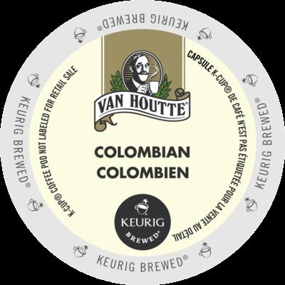 Van Houtte Colombian Dark Coffee