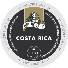 Van Houtte Costa Rica Fair Trade Coffee