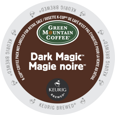 GREEN MOUNTAIN – Dark Magic® Extra Bold Coffee