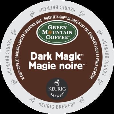 GREEN MOUNTAIN -Magie noire très intense