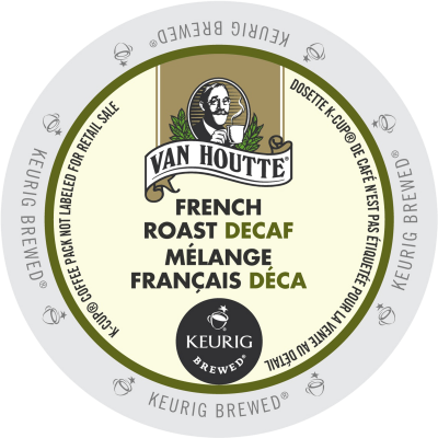 Van Houtte Decaf French Roast Coffee