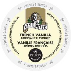 Van Houtte-French Vanilla Coffee