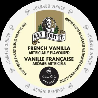 Van Houtte-French Vanilla Coffee