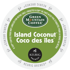 GREEN MOUNTAIN – Coco des îlesMC