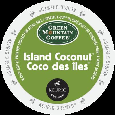GREEN MOUNTAIN – Coco des îlesMC