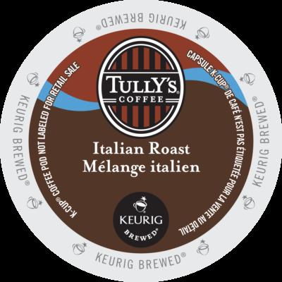 TULLY'S – Italian Roast Coffee