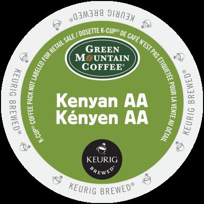GREEN MOUNTAIN – Kenyan AA Coffee