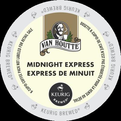 Van Houtte-Midnight Express Coffee