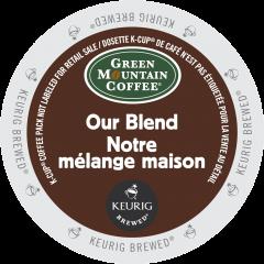 GREEN MOUNTAIN – Our Blend FairTrade Coffee