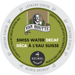 Van Houtte-Swiss Water Decaf Fair Trade Organic Coffee