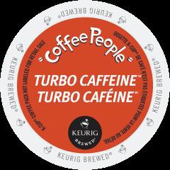 COFFEE PEOPLE – Turbo Caffeine™ Coffee