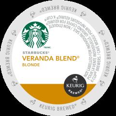 STARBUCKS – Veranda blend™ Coffee
