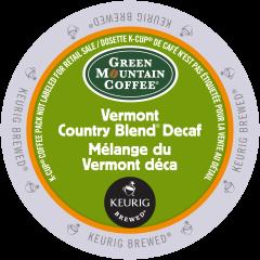 GREEN MOUNTAIN – Mélange du Vermont MC déca