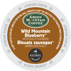 GREEN MOUNTAIN -Bleuets sauvages™