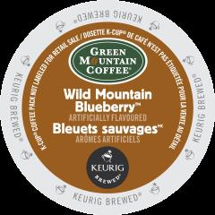 GREEN MOUNTAIN – Wild Mountain Blueberry™ Coffee