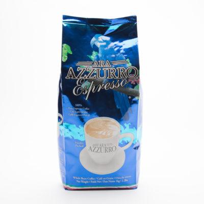 Ara Azzurro 1kg / 2.2lb Espresso