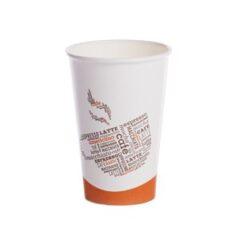 12 oz Tasse en papier