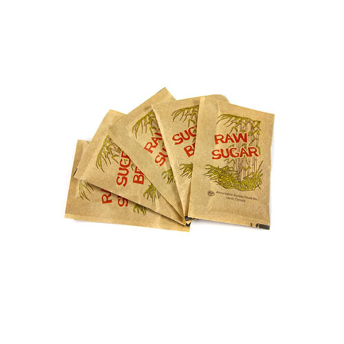 Raw Individual Sugar Packets Gran Sasso