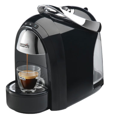Caffitaly S18 Ambra Black