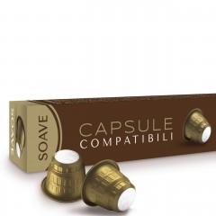 CAFFITALY LACAPSULA Compatible Nespresso ® SOAVE