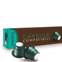 CAFFITALY LACAPSULA Compatible Nespresso ® VIVACE