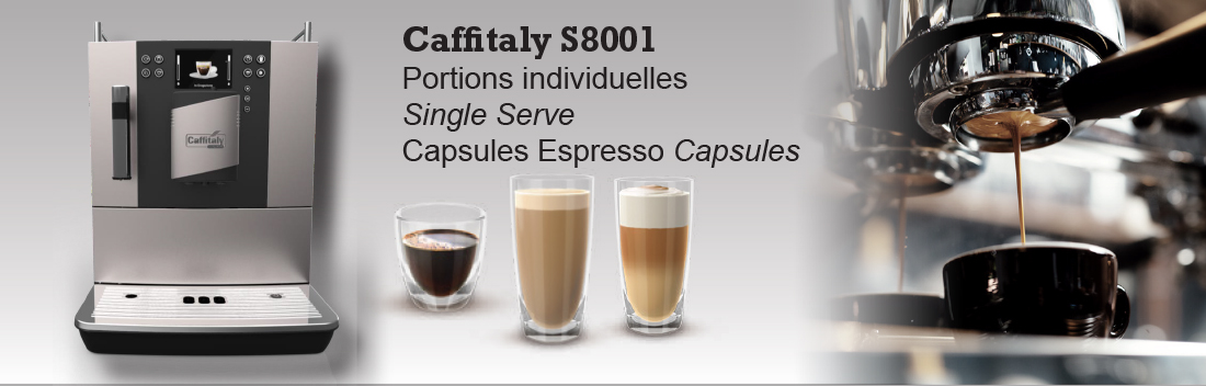 Caffitaly S8001