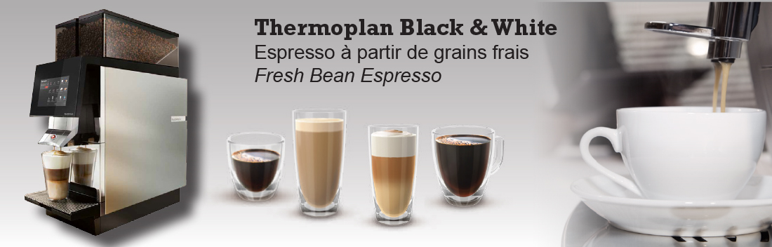 Thermoplan Black and White