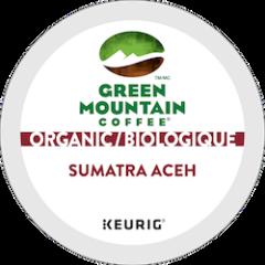 GREEN MOUNTAIN – Sumatra Aceh Organics Dark Roast