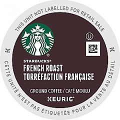 STARBUCKS – French Roast Coffee