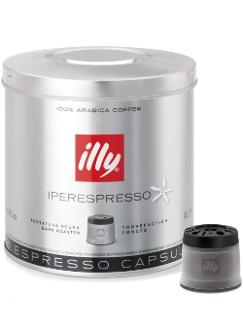 Illy Iperespresso Dark Espresso Capsules