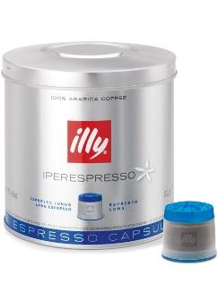 Illy Iperespresso Long Espresso Capsules